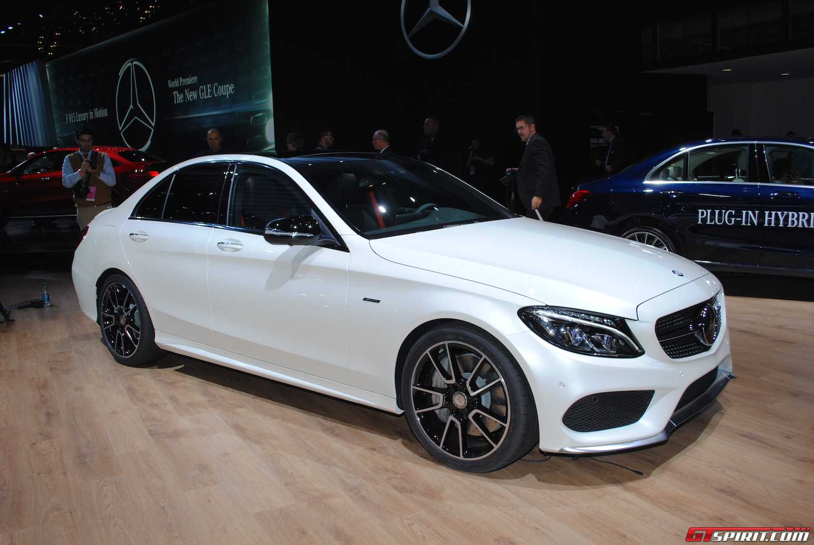 detroit 2015 mercedes benz c450 amg 4matic gtspirit