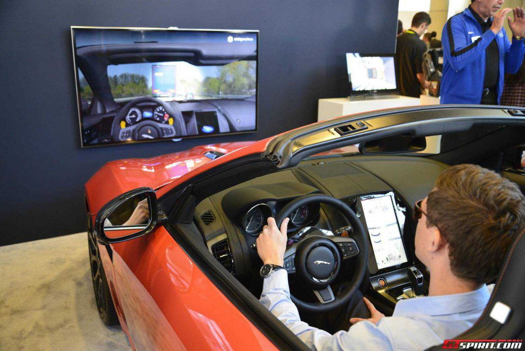 Jaguar and Seeing Machines Reveal Innovations at CES 2015