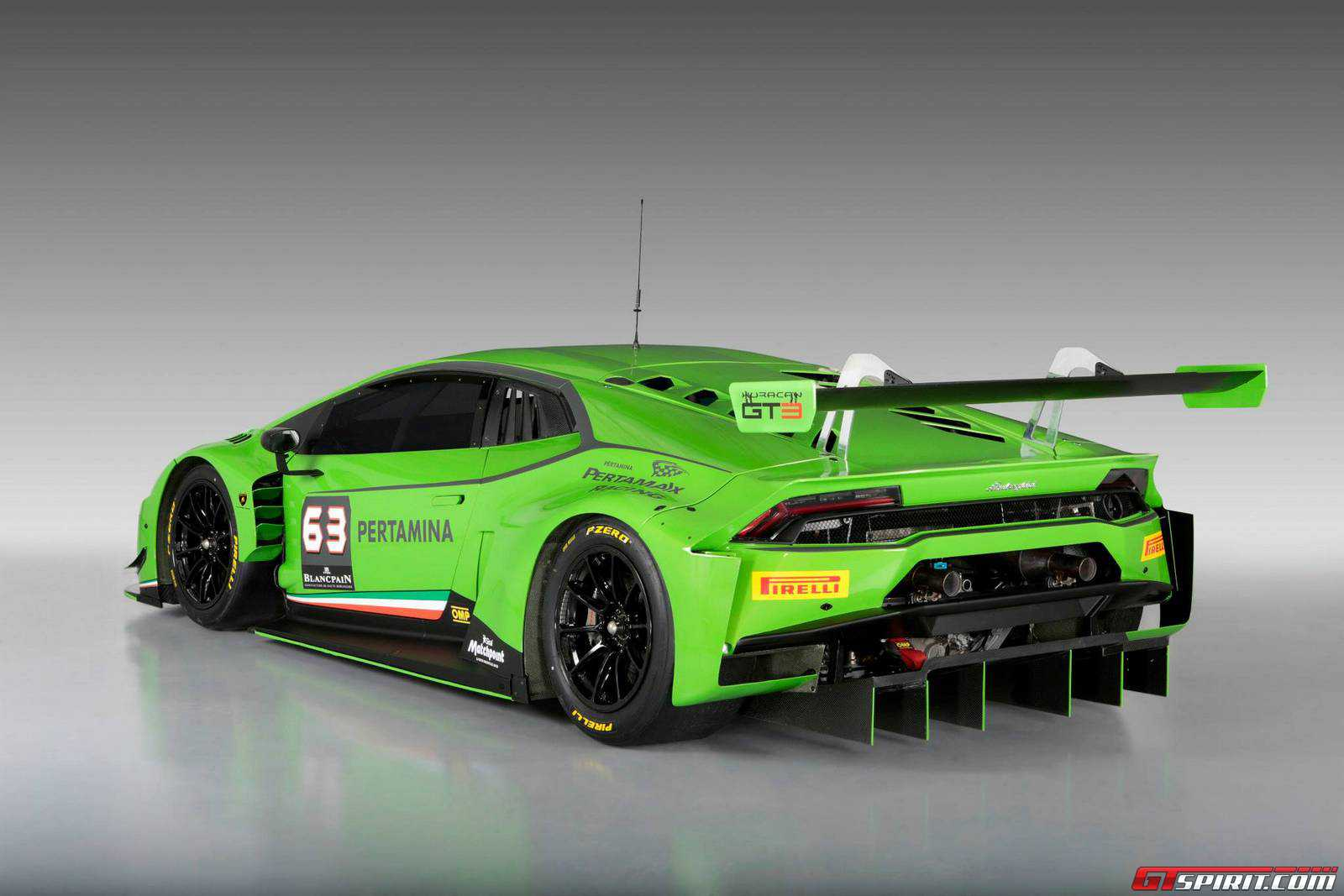 official lamborghini huracan gt3 gtspirit. Black Bedroom Furniture Sets. Home Design Ideas