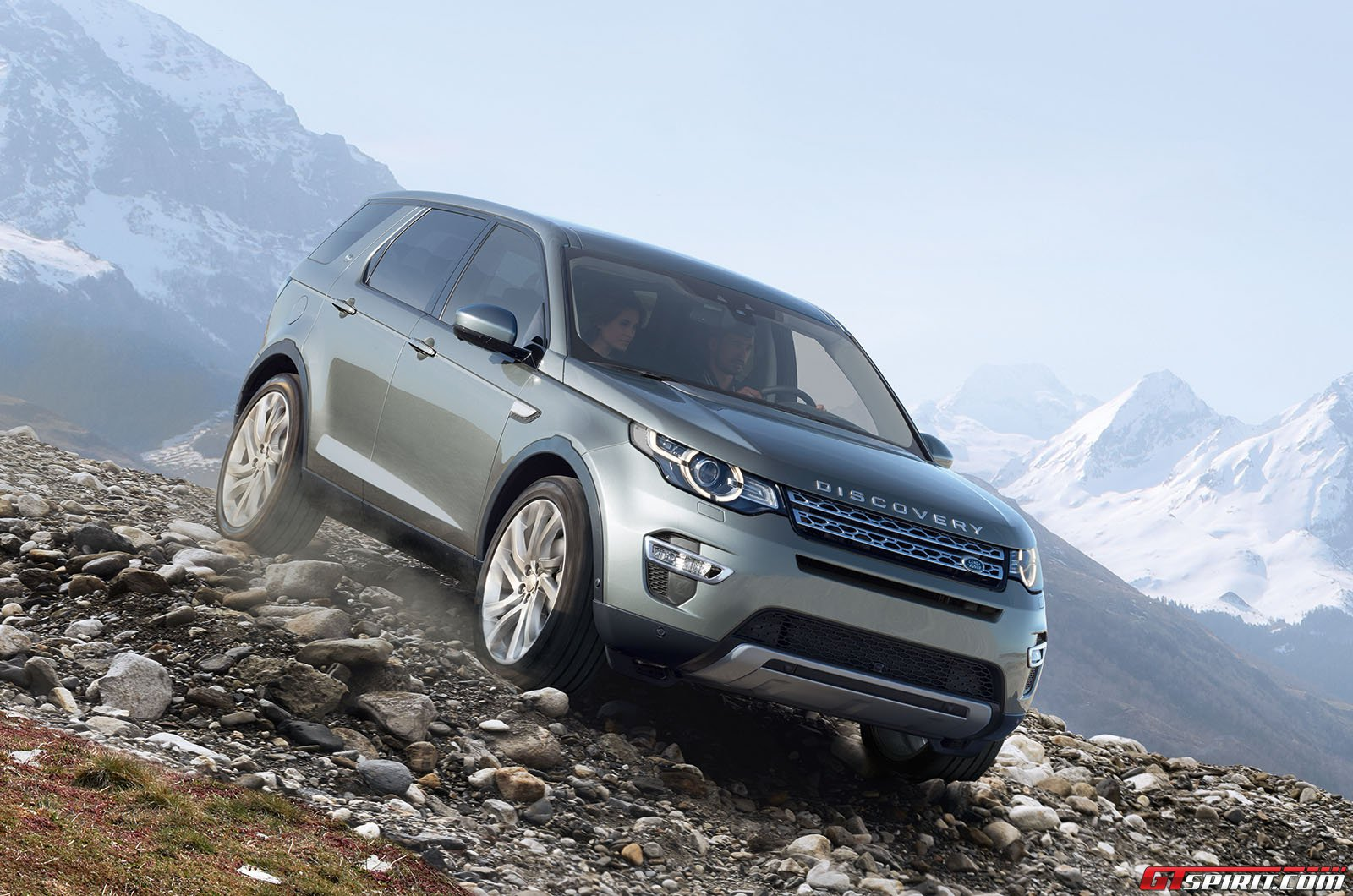 land rover discovery sport svr not happening gtspirit. Black Bedroom Furniture Sets. Home Design Ideas