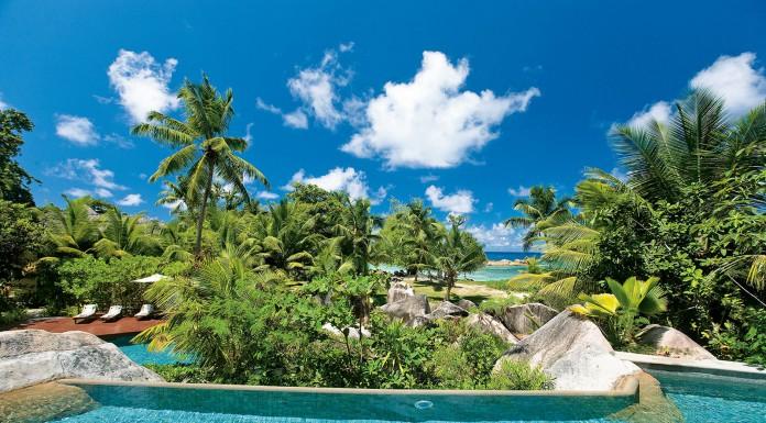 Lemuria Seychelles Pool