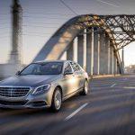 2016 Mercedes-Maybach S 600 Magno Alanite Grey