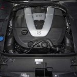 2016 Mercedes-Maybach S 600 Engine