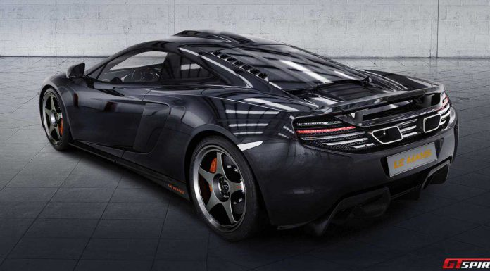 McLaren 650S Le Mans by MSO