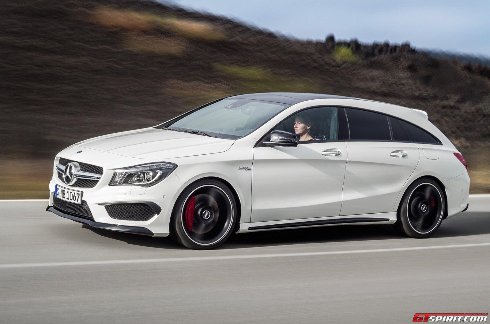 Mercedes-Benz Reveals Upgrades for B, CLA and GLA Models