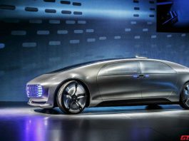 CES 2015: Mercedes-Benz F 015 Luxury in Motion Concept