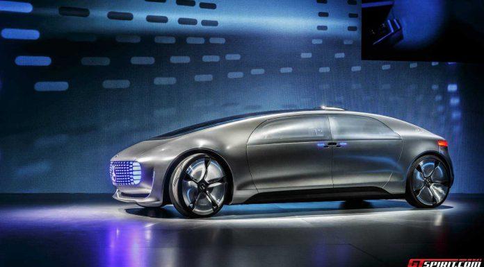 Mercedes-Benz F015 Luxury in Motion
