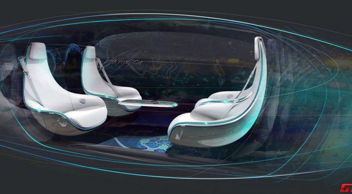 Mercedes-Benz S500 Autonomous Drive