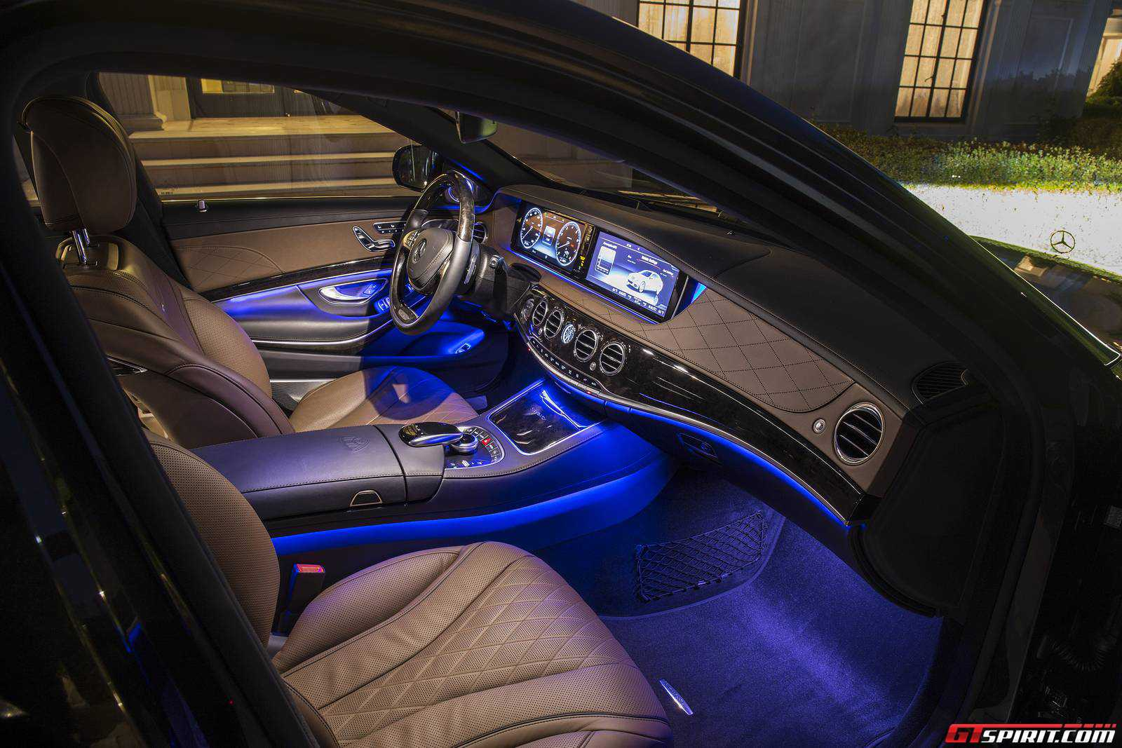 2016 mercedes maybach s 600 review gtspirit for Interieur foto s