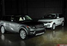 Range Rover and Range Rover Sport
