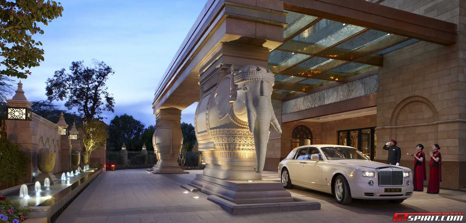 The Leela Palace New Delhi Hotel Review Gtspirit