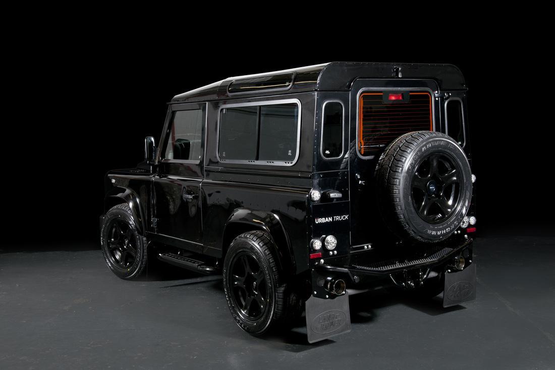Official Land Rover Defender By Urban Truck Gtspirit