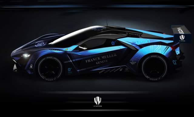 Lykan Hypersport Top View >> More Lykan Supersport Details Revealed - GTspirit