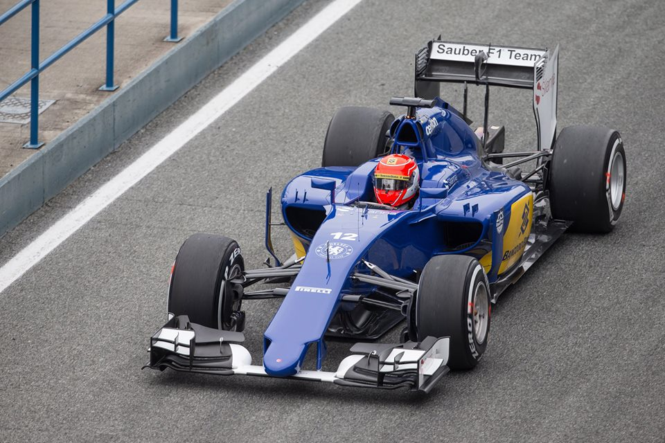 Sauber Breaks Ferrari's Streak with Fastest Time in Day 3