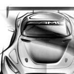 Mercedes-AMG GT3 Teased ahead of Geneva Debut