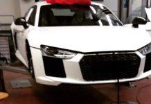 2016 Audi R8 Leaked