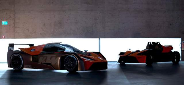 KTM X-Bow GTR Revealed and Priced from €139,000