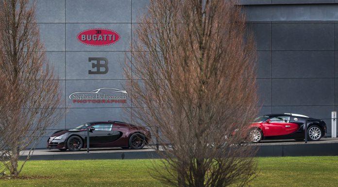 Bugatti Veyron Vitesse La Finale