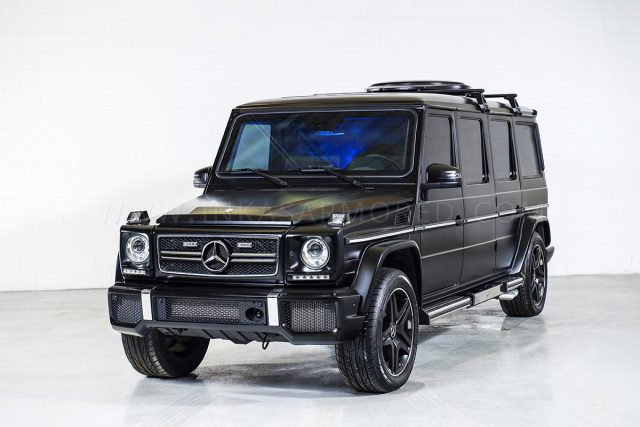 Inkas Mercedes-Benz G63 AMG