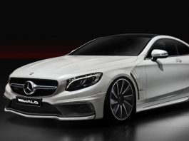 Wald International Mercedes-Benz S-Class Coupe