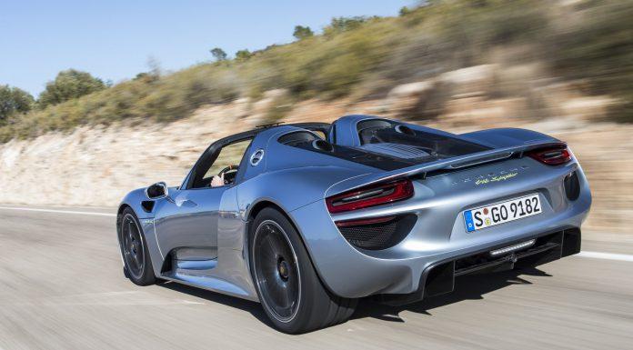 2014-Porsche-918-Spyder-Liquid-Blue-Rear