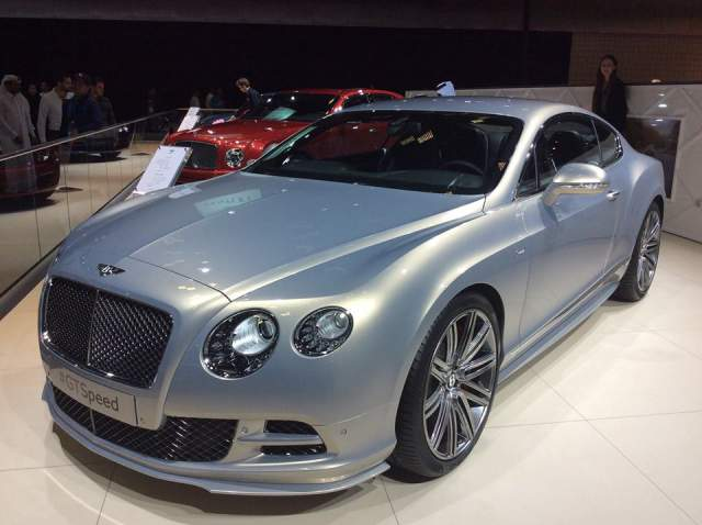 2015 Qatar Motor Show Highlights