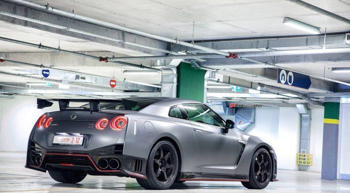 2015 Matte Grey Nissan GT-R Nismo