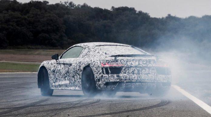 2016 Audi R8 V10 Plus 5