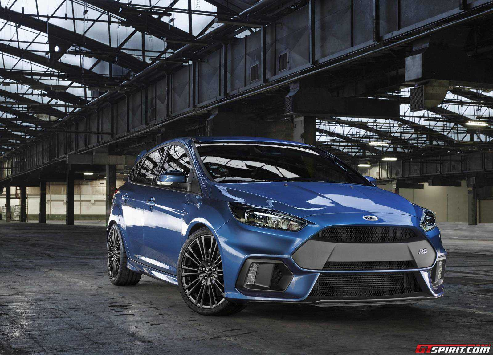 Official: 2016 Ford Focus RS