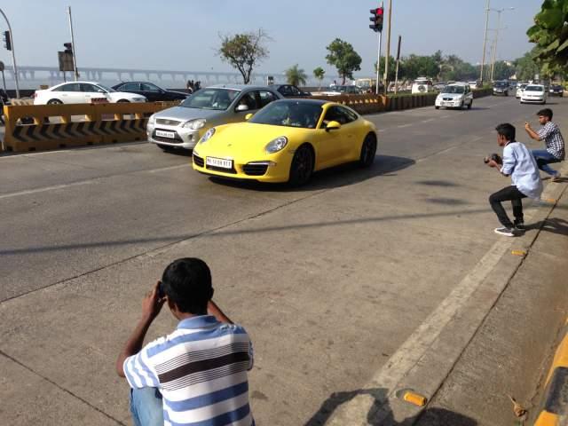 Supercar Spotters Mumbai
