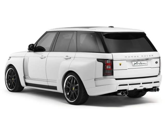 Arden Range Rover