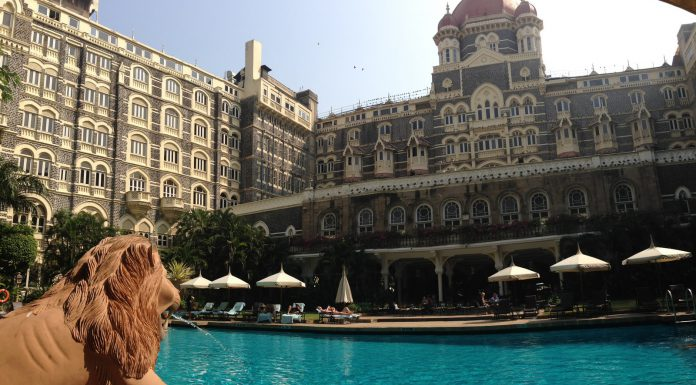 Taj Mahal Palace Pool