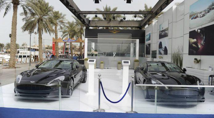 Kuwait Concours d'Elegance 2015