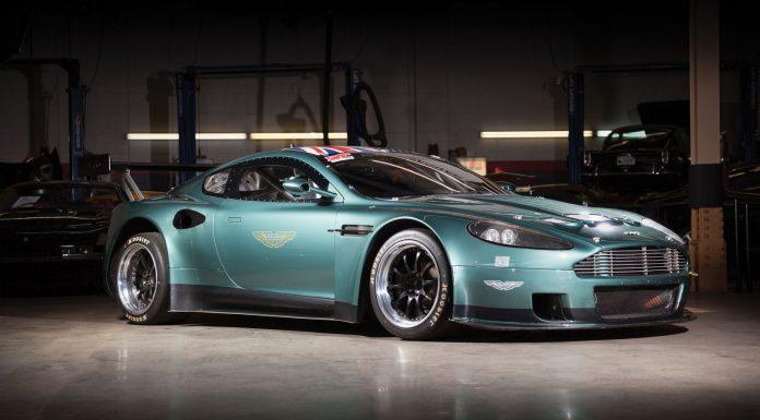 2006 Aston Martin Dbrs9 Heading To Auction Gtspirit