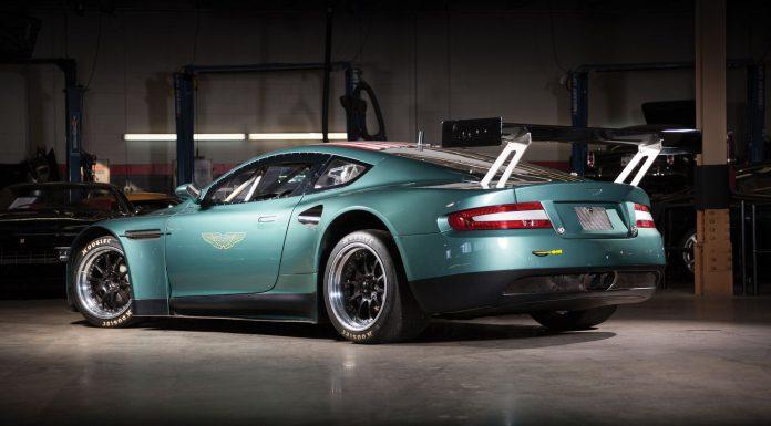 Aston Martin DBRS9 Auction 2