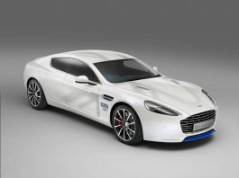 British Themed Q by Aston Martin Rapide S Revealed