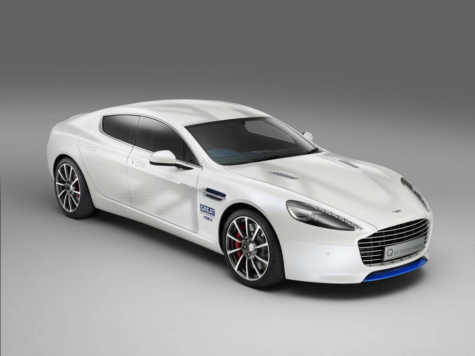 British Themed Q By Aston Martin Rapide S Revealed Gtspirit