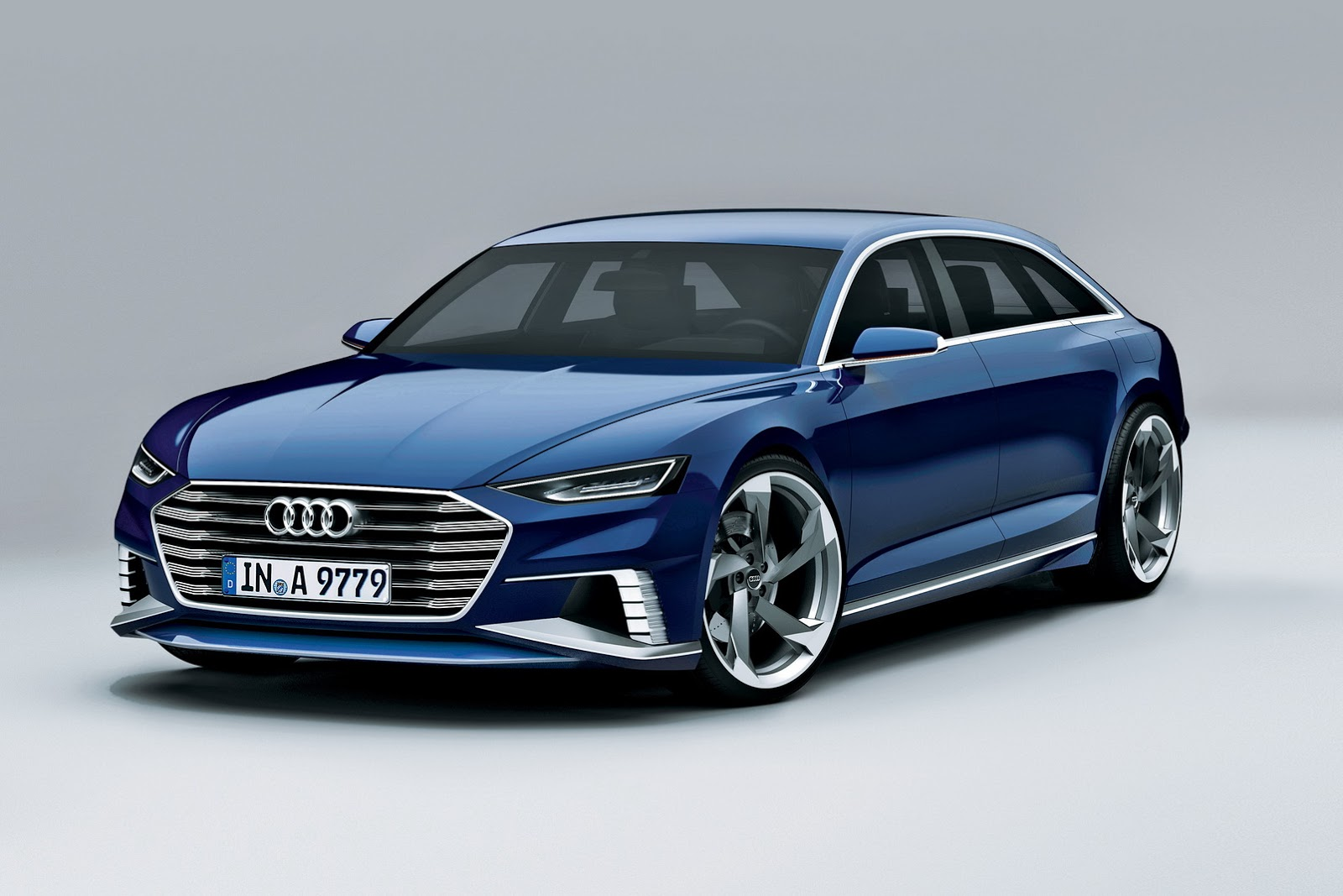Home Supercar News Audi Audi Prologue Avant to Debut at Geneva Motor ...