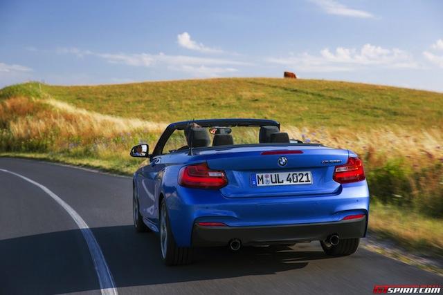 BMW 2 Series Convertible 1