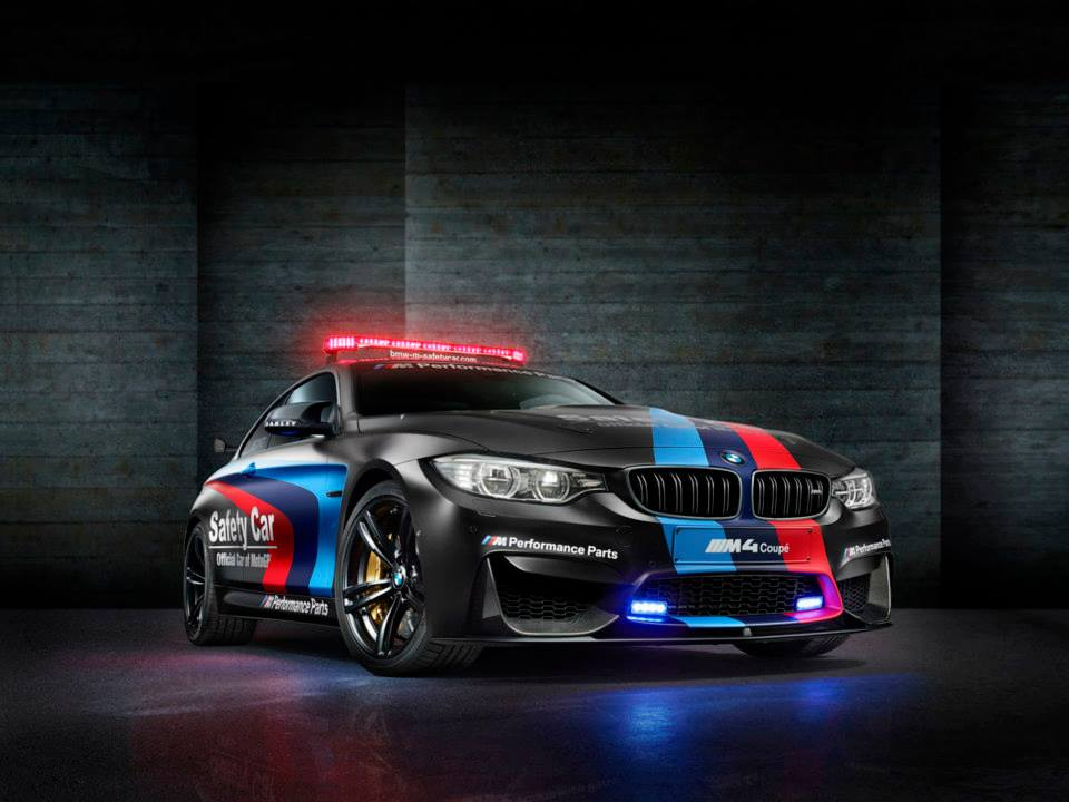 2015 BMW M4 Moto GP Safety Car Revealed