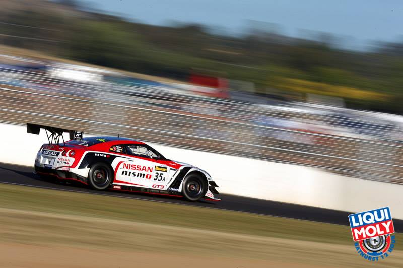 Nissan Claims Triumphant Victory at Bathurst 12 Hour!