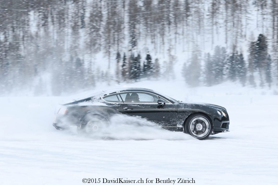 Special Report: Bentley on Ice 2015