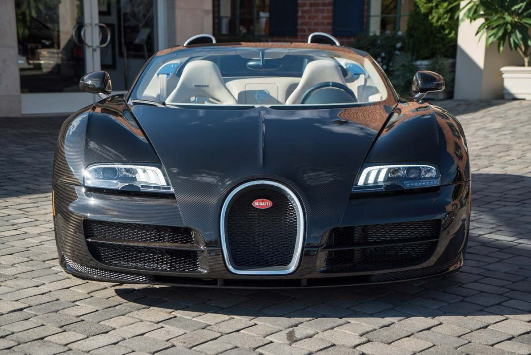 Bugatti Veyron Grand Sport Vitesse For Sale 5