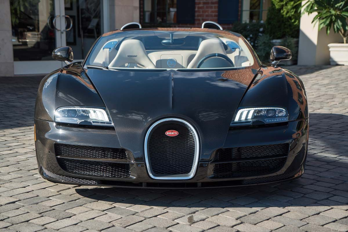 bespoke bugatti veyron vitesse le diamant noir for sale gtspirit. Black Bedroom Furniture Sets. Home Design Ideas