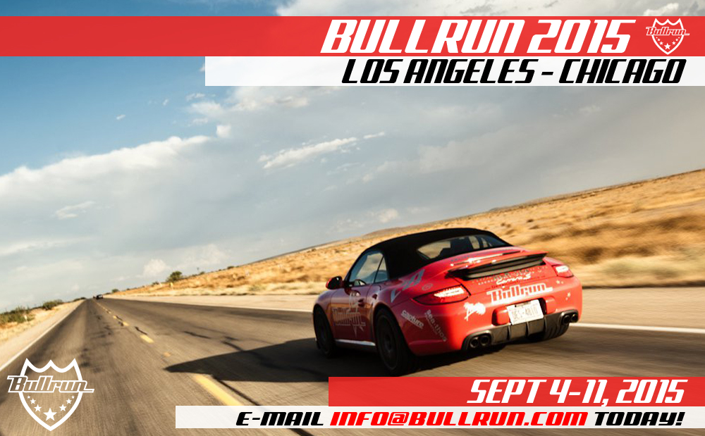 Bullrun 2017 Route And Dates Announced