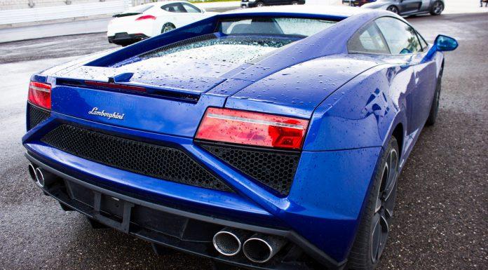 Gallardo rear Driven by Desire