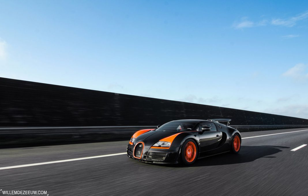 Photo of the Day: Dutchbugs Bugatti Veyron Vitesse WRC!