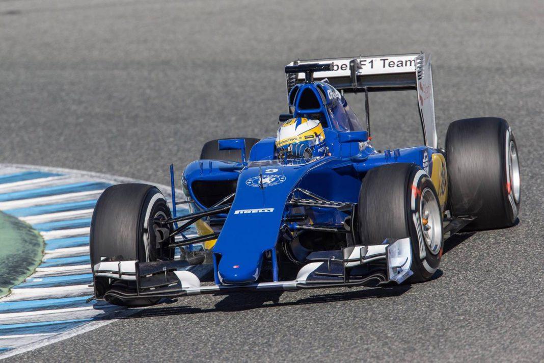 Sauber C34 F1