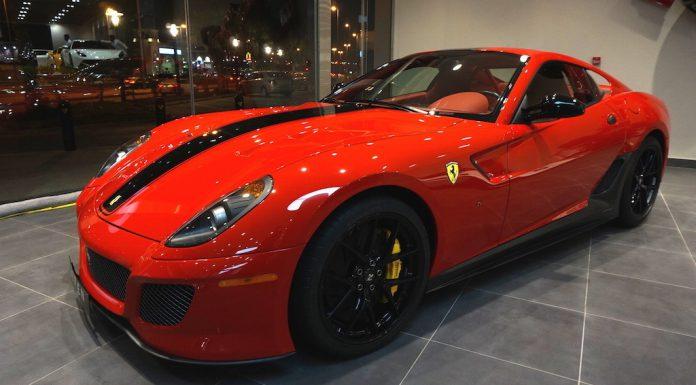 Ferrari 599 GTO For Sale 1