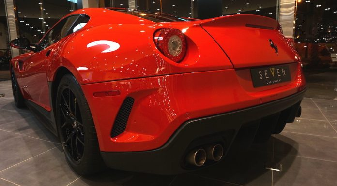 Ferrari 599 GTO For Sale 7